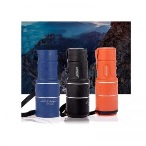 2018 16×50 Zoom Lens Camping Hiking Hunting Monocular Telescope Safety & Survival Z1011